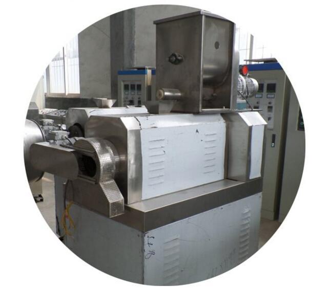 膨化机 鱼饵料生产设备 尺寸可定制