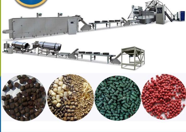 生产鱼饵料的机械 整机保修一年 尺寸可定制