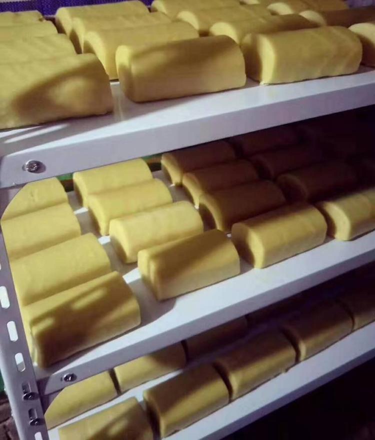 四川水磨年糕机黄米果机自动切断灰碱粑机