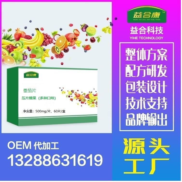 番茄片产品代加工贴牌OEM/ODM生产工厂番茄片成品