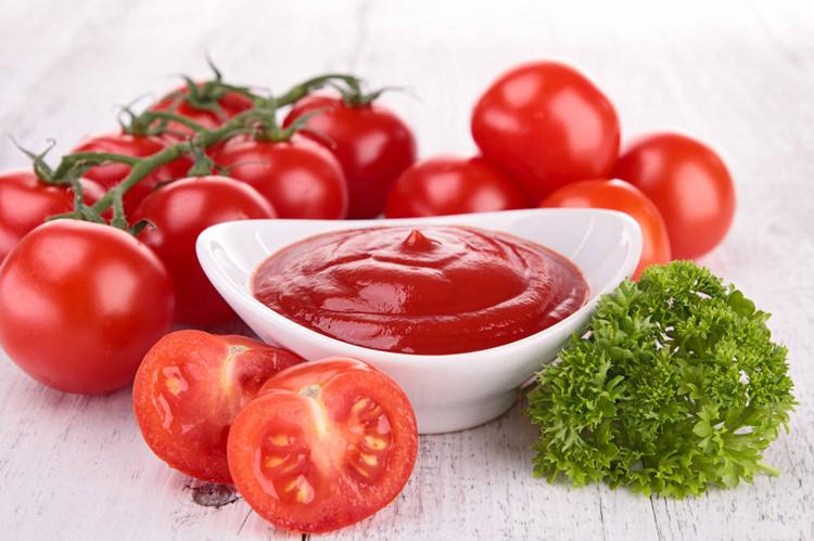 全自动连续式番茄专用清洗机 番茄酱加工清洗漂烫杀菌生产线