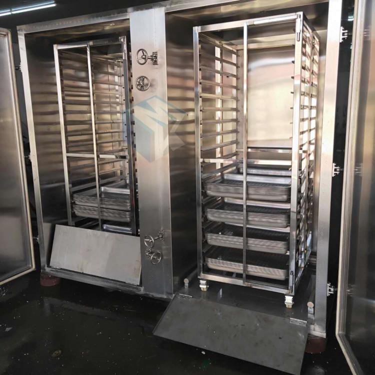厂家专业生产南瓜蒸煮机 南瓜泥无水蒸汽蒸煮流水线售后无忧
