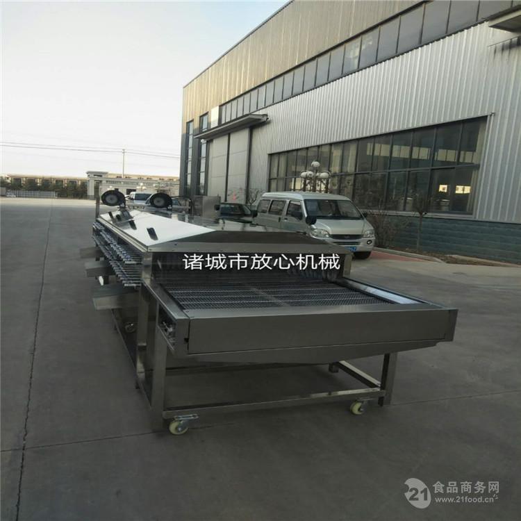 FXJ-800大姜高压喷淋清洗机视频