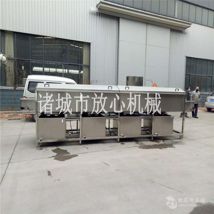 山东 FXK-1系列高效率面包烤盘清洗机 品质优