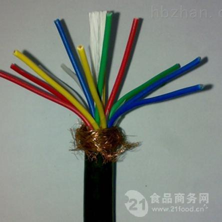 NH-KYJVP-10*1.5耐火控制屏蔽电缆