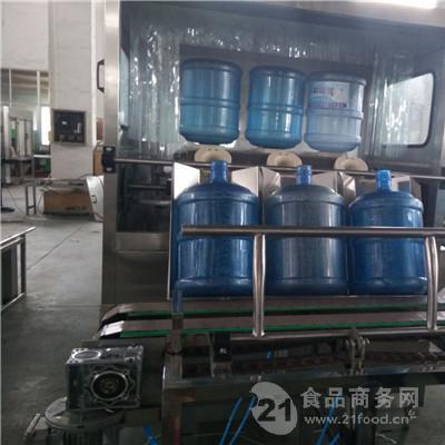 全自动18.9L大桶山泉水生产线