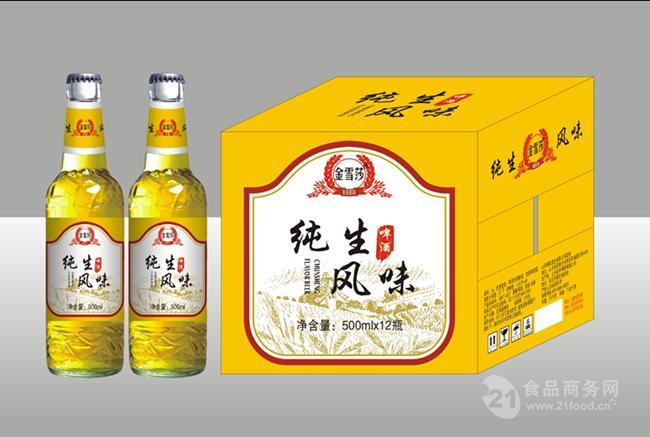 12瓶装白瓶啤酒招总代理/啤酒批发报价