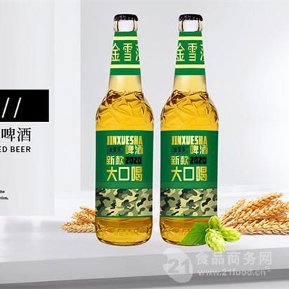 代理加盟500ml啤酒/招地区经销代理商
