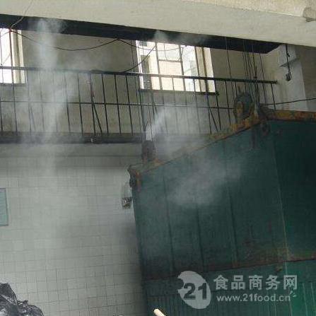 垃圾中转站雾化除臭装置