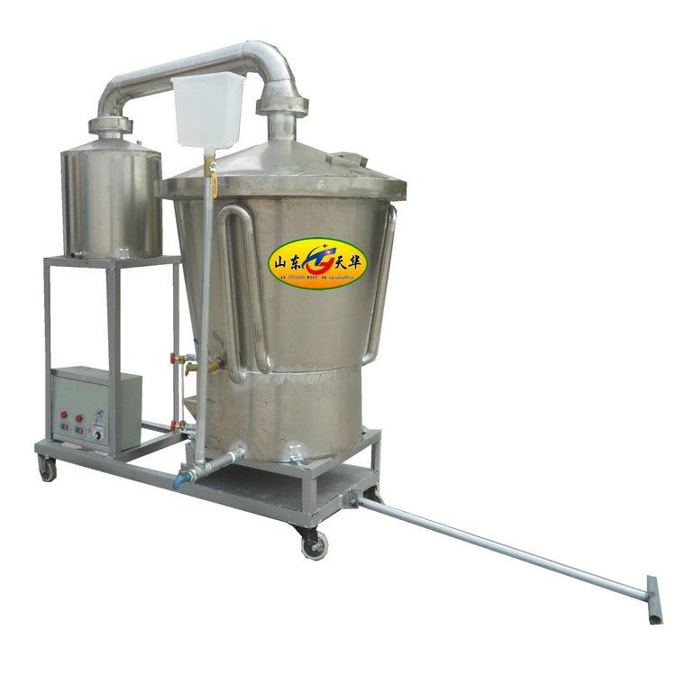 分体式液态烧酒机 纯粮蒸酒设备