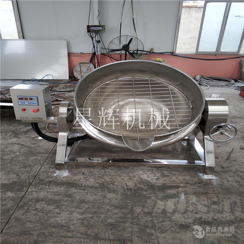 不锈钢电加热卤煮夹层锅