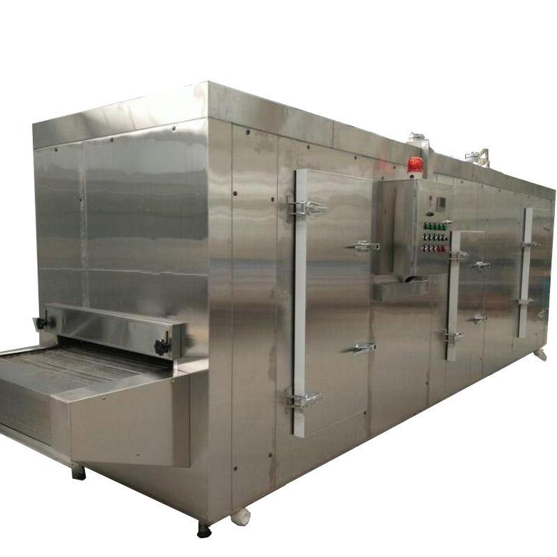 多功能速冻机 蔬菜加工流水线 肉制品加工真空杀菌设备