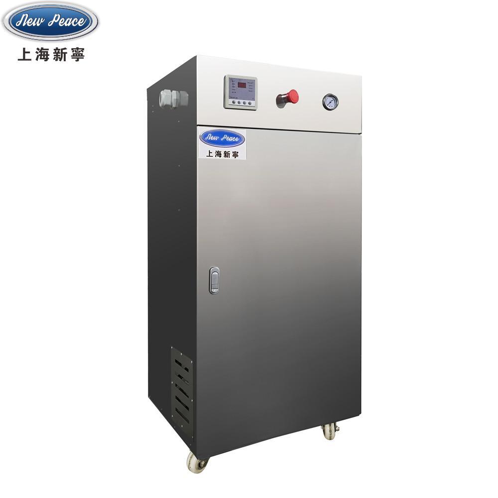 厂家定制菜肴蒸煮12KW小型立式电加热锅炉