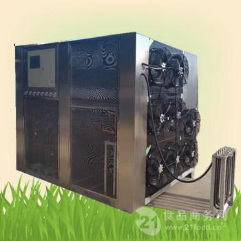 天花粉烘干机热风循环