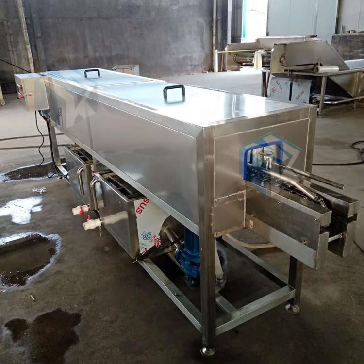 厂家专业生产香菇酱玻璃瓶清洗机 即食酱菜瓶清洗设售后无忧