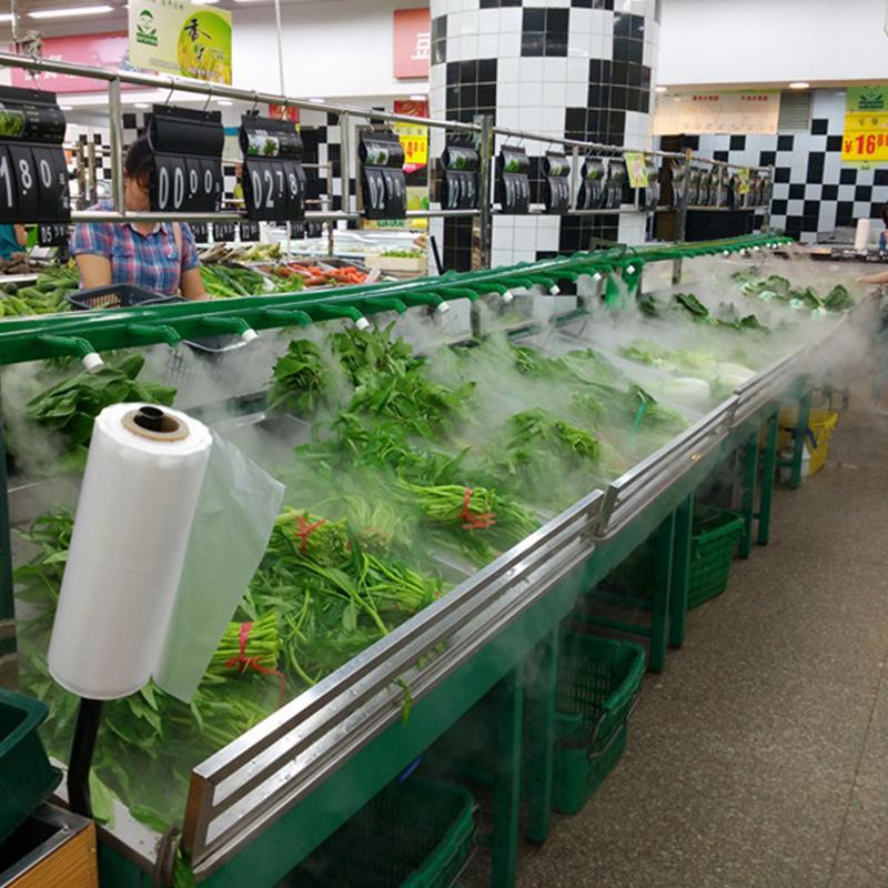 小型蔬菜保鲜喷雾加湿器