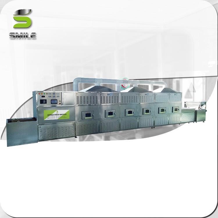 福建微波大蝦烘幹機 微波烘蝦設備廠家