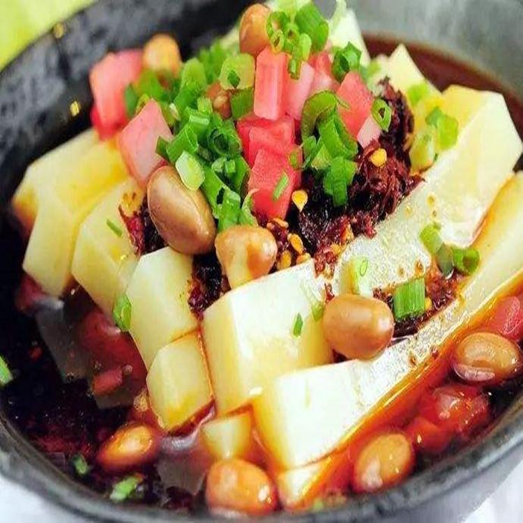 厂家供应家用型米豆腐机