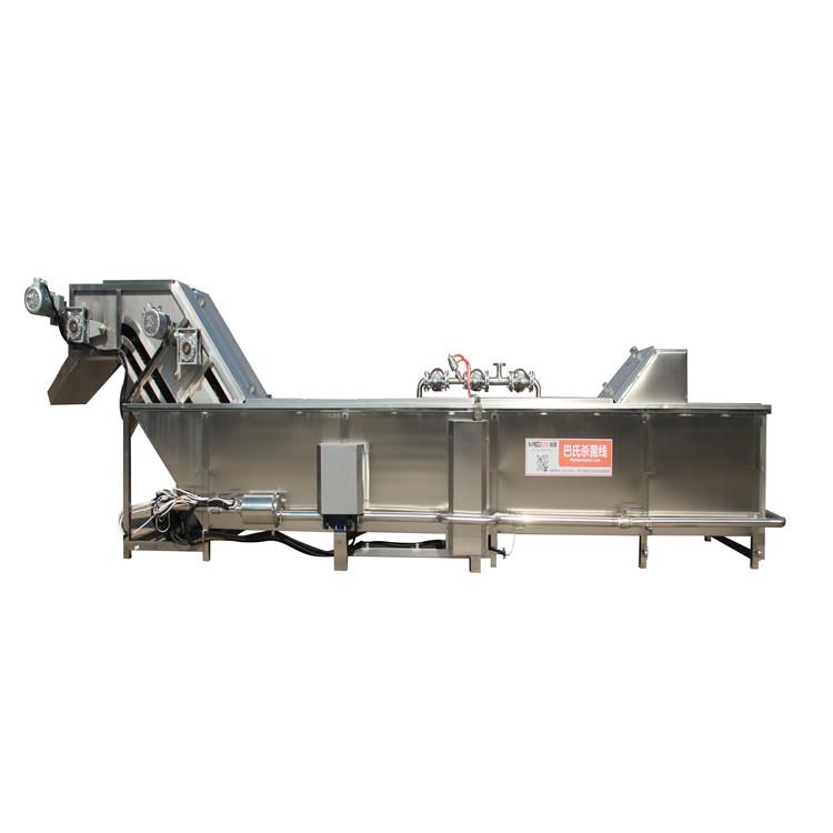 火腿巴氏殺菌機 肉製品巴氏殺菌設備流水線 質優價廉