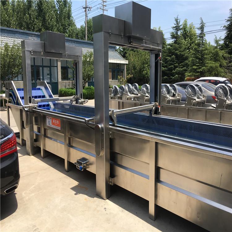 肉塊解凍機 不鏽鋼解凍機 可提升式解凍流水線 廠家直銷