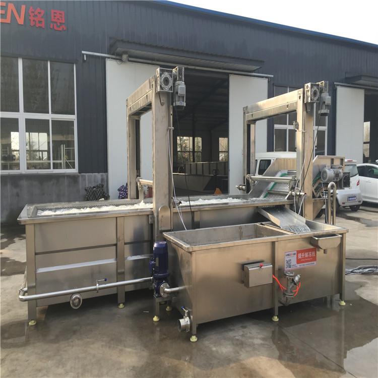 凍肉解凍機 全自動解凍流水線操作簡單