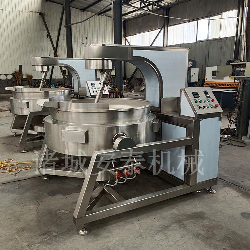香菇醬生產流水線設備