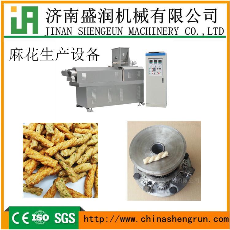陕西西安麻花生产线厂家直销机械设备