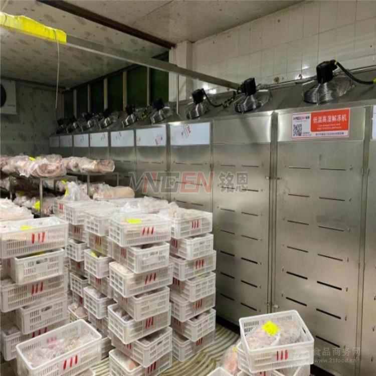 牛肉低溫高濕解凍機 凍牛肉解凍設備