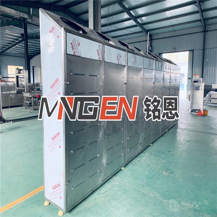 低溫高濕解凍機廠家 山東解凍機 肉類低溫高濕緩化庫