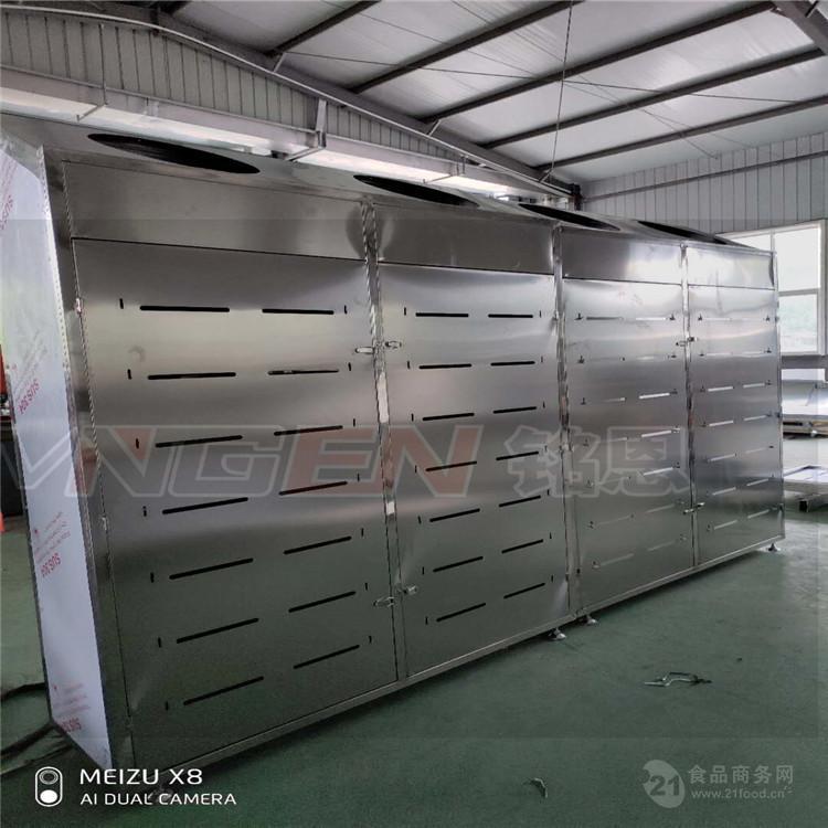 全自動低溫高濕解凍機 大型肉類解凍機