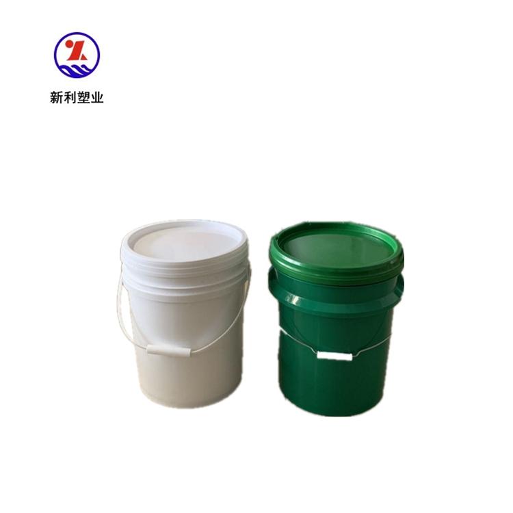 25升注塑塑料桶 25L手提圆形塑料桶