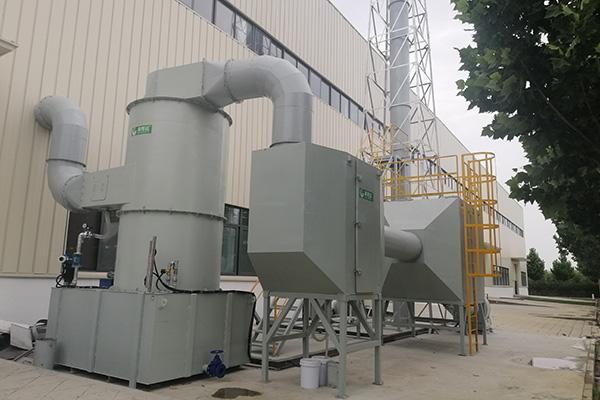 绍兴工业除尘设备厂家_科朗兹环保
