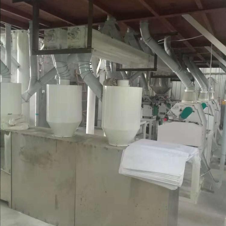 泰兴生产小麦面粉的设备,小麦面全自动加工机