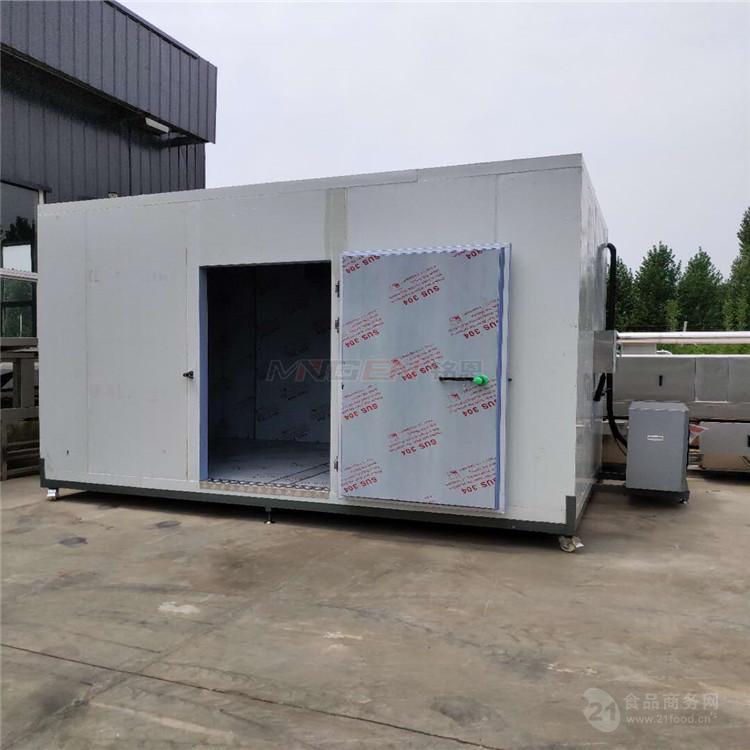 進口豬肉低溫高濕解凍機 豬排解凍庫