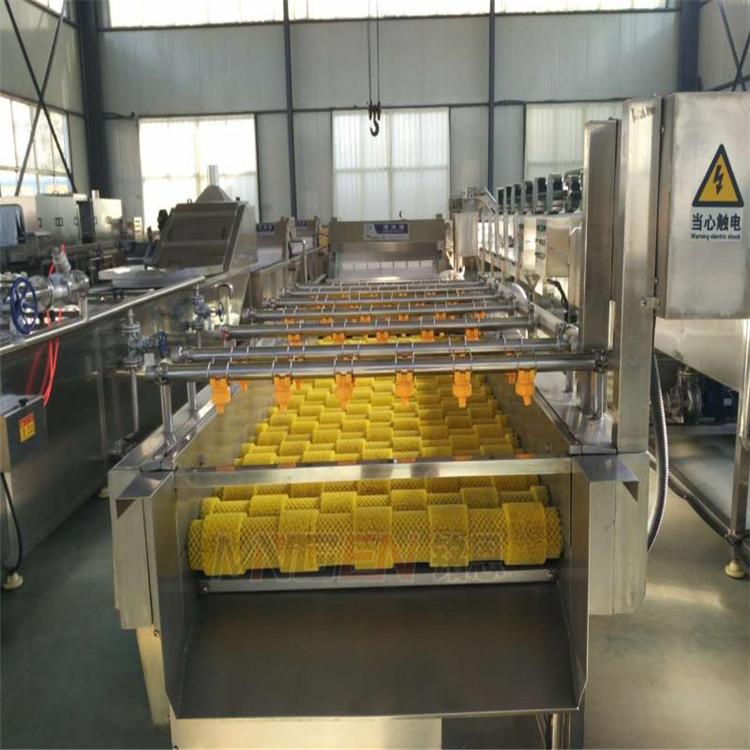 多功能淨菜加工設備毛輥生薑清洗機現貨廠家