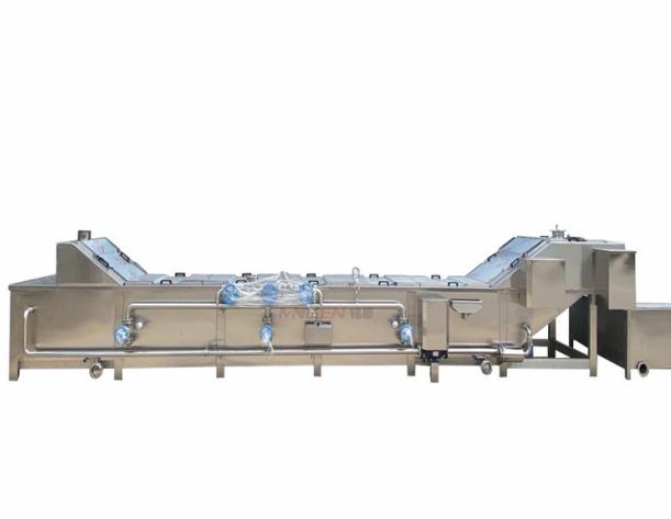 巴氏殺菌機流水線生產廠家-久久鴨產品殺菌設備