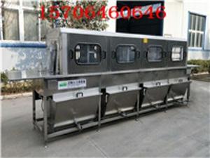 工具箱 塑料站板全自动 高压喷淋洗筐机制造商
