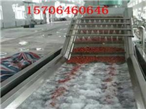 高压喷淋气泡清洗生产线厂家直销 美林