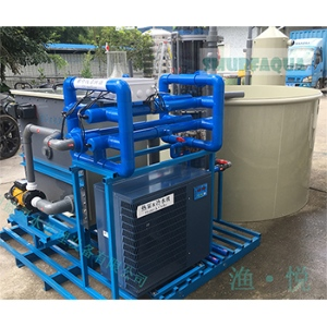 漁悅 水產養殖設備 管道式 紫外線殺菌器