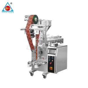 方便面调料自动计量封口机械 酱料包三边封四边封全自动包装机