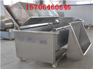 专业生产 高品质全自动油炸机 不锈钢材质