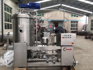 最大的酱油过滤机生产基地,新乡森科316材质酱油过滤机厂家