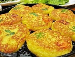 青岛土豆饼技术学