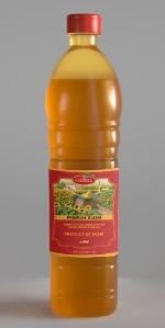 橄倍尔橄榄葵花调和油1L 12%橄榄油