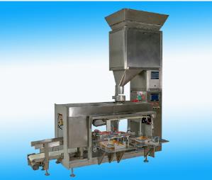 厂家供应全自动三工位定量灌装机包装机