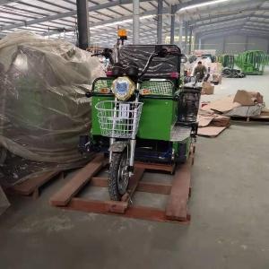 蘇州電動掃路車 新能源垃圾車