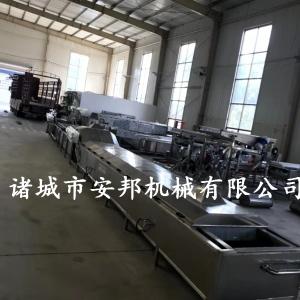 小龙虾蒸煮机厂家定制