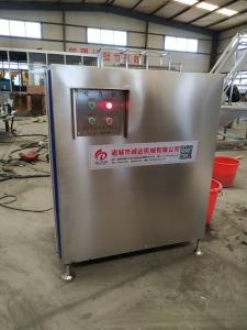 誠達125型全套生產血腸真空拌餡機設備 加工血腸設備