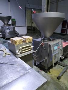 誠達300型全自動哈爾濱紅腸灌腸機機器