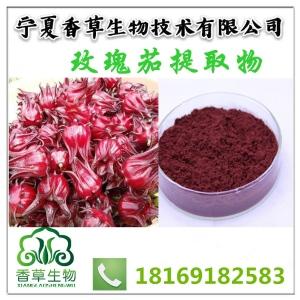玫瑰茄粉 玫瑰茄提取物供应 洛神花茶速溶粉生产厂家
